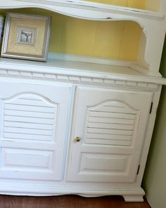 Home-Dzine - How to paint furniture