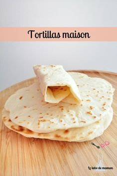 Cooking Bread, Cooking Chef, Healthy Dinner Recipes, Vegan Recipes, Cooking Recipes, Healthy Tortilla Wraps, Pizza Wraps, Mini Tortillas, Salty Foods