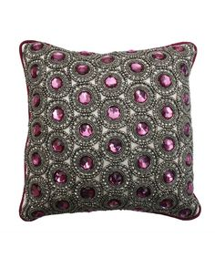 Thro By Marlo Lorenz Winston Pillow #thro #throbyml #marlolorenz #collection #pillows #bluefly #shop #buy #style #sales #spread #chic #follow #like #love #gifts #accents #fabulous #design #decorate #deals #redecorate #home #decor #homedecor