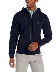 Lacoste Men's Hooded Sweatshirt  http://www.allmenstyle.com/lacoste-mens-hooded-sweatshirt-2/