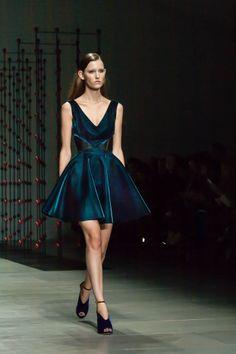 London Fashion Week, Emilio de la Morena AW14, #LFW #AW14 #somersethouse #fashion @Studio_grey