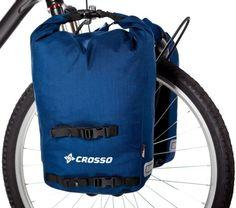 Crosso.net - Bike panniers Waterproof bags, Dry, Expert, Twist, Classic Big i Small