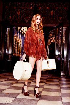 Cara Delevingne Model - Cara Delevingne Modeling Campaign | Teen Vogue