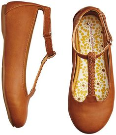 Tora T-Strap By Hanna   Girls Accessory Shoes @hanna