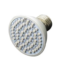 6W E27 60LEDs LED Plant Grow Lamp Bulb Light for Plant Flowering leafing Hydroponics System Plant Grow Light #Affiliate