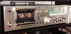 FISHER CR-5125 Hi Fi System, Hifi Audio, Retro, Fisher, Decks, Watch, Childhood Memories, Youtube, Shelves