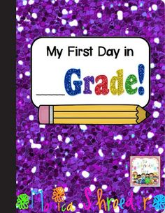 Classroom Freebies: My First Day of School Freebie