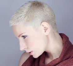 Super Short Punky Haircut Google Search