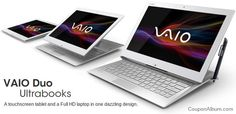 sony vaio duo 13 ultrabook want it