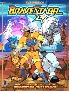 Bravestar and the most awesome horse ever, Thirty Thirty...my favorite toys when I was a kid...hated the cartoon though