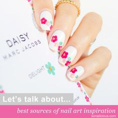 best sources of nail art inspiration
