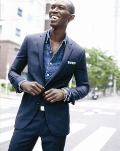 J. Crew men's fashion goes for bold new looks #style #suits
