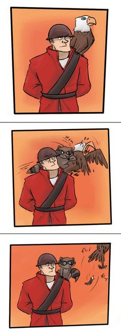 Lieutenant Bites is the best pet cosmetic. Tf2 Comics, Team Fortress 2 Medic, Tf2 Memes, Team Fortess 2, A Hat In Time, Gaming Memes, Funny Games, Best Games, Overwatch