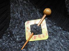 Copper Enamel Shawl Pin by RedRadishStudio on Etsy, $25.00 Vibrant Colors, Colours, Shawl Pin, Thing 1, Enamel, Copper, Jewellery, Studio, Red