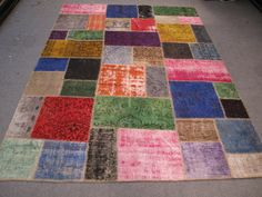 hot Contemporary, Rugs, Carpets, Handmade, Hot, Home Decor, Scrappy Quilts, Farmhouse Rugs, Farmhouse Rugs