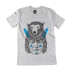 Tee-shirts for Syndicate Clothing by Ooli Mos, via Behance