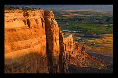 Colorado National Monument: Photo by Photographer Ya Zhang - photo.net