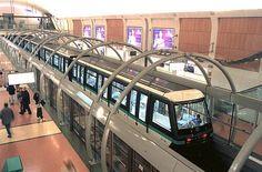Line 14 of the Paris metro