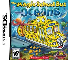 Magic School Bus Oceans  Nintendo DS *** You can get additional details at the image link. Note:It is Affiliate Link to Amazon. #KidGamesForSale