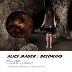 Alice Maher's Becoming Exhibit at the IMMA Exhibit, Alice, Artwork, Projects, Movies, Movie Posters, Log Projects, Work Of Art, Blue Prints