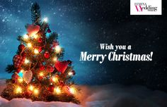 Season's Greetings! May you have a Christmas full of laughter, joy, peace and lots of love!