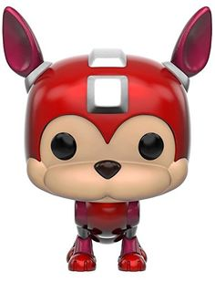 Funko POP Games Mega Man  Rush Action Figure ** Want additional info? Click on the image.