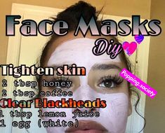 Helpful Face skin care idea number this is a lovely step to take essential care for one's skin. Daily and nightly diy skin care face tips drill of facial skin care. Beauty Tips For Glowing Skin, Clear Skin Tips, Beauty Skin, Face Skin Care, Diy Skin Care, Clear Skin Face Mask, Clear Face, Diy Face Mask, Face Masks