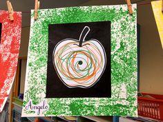 Autumn Crafts, Nature Crafts, Spring Crafts, Art Lessons For Kids, Art For Kids, Crafts For Kids, Bible Activities For Kids, Autumn Activities, Hobbies And Crafts