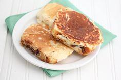 Nutella stuffed Pancake French Toast | Kirbie's Cravings | A San Diego food blog