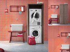 mobile lavatrice asciugatrice ikea - Cerca con Google   home ...