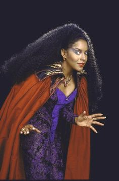 """Phylicia Rashad in the Broadway production of """"Into the Woods"""" (1988)"""
