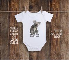 2121f3b36 Koala Onesie©, Koala Baby Clothes, Koala Bear Baby Shower, Koala Bear Baby