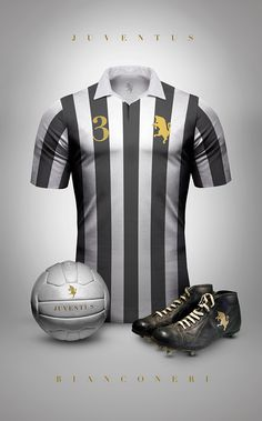 Juventus de Turin - Vintage clubs on @behance