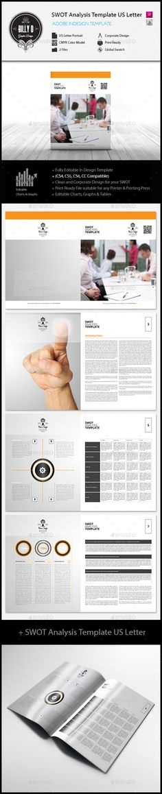 SWOT Analysis PowerPoint Template Cleanses, Creative and Strength - analysis template