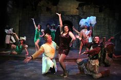 New Jersey Footlights: Review: Monty Python's 'Spamalot' hilarious at Cha...