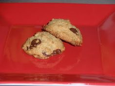Simply Whole Kitchen: Recipe: Whole Wheat Dark Chocolate Chip Cookies (low sugar)
