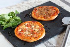 Receta Comodín 8: Masa Básica Esponjosa para Pizza | dulcedelimón