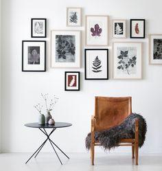 Duktiga danska illustratören Pernille Møller Folcarelli ‹ Dansk inredning och design