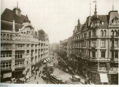 Hackescher Markt, Berlin, Germany 1910