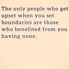Set those healthy boundaries, as kindly as you can, but gettem' up! They protect you and are an act of self-love. Pic via @sarahprinciple
