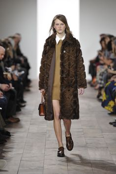 A personal favorite from the @MichaelKors Fall 2015 runway show! #AllAccessKors
