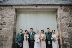 {Anne-Marie & Simon} Aswanley, Huntly » Jen Owens Images | Edinburgh Wedding Photographer Just Magic, Rustic Wedding Inspiration, Barn Wedding Venue, Bridesmaid Dresses, Wedding Dresses, Edinburgh, Wedding Photography, Portraits, Group