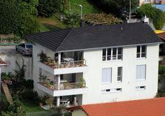 Contra: grosses 5,5 Zimmer Einfamilienhaus, 3 Aussichtsterrassen, Garten und herrlicher Weitblick