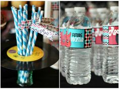 Rock-A-Bye Baby Shower inspiration on pizzazzerie.com