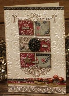 Christmas-Card-With-Inchies  by Maxine Hazebroek....so pretty, ngs idea?