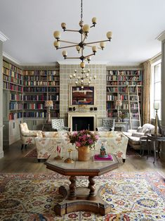 English Adventure, Chelsea Textiles, Antique Armchairs, Housing Works, Secret Rooms, Large Sofa, Cool Bars, My Dream Home, Best Hotels