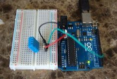 DHT11 and DHT22 Humidity Sensor Tutorial www.Arduino-Board.com