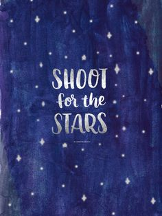 Shoot For The Stars Wallpaper