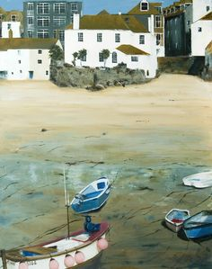Quay House , St Ives. Prints and cards from original artwork available.