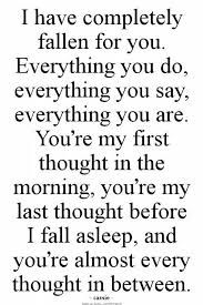 Image result for cute saying for a boyfriend